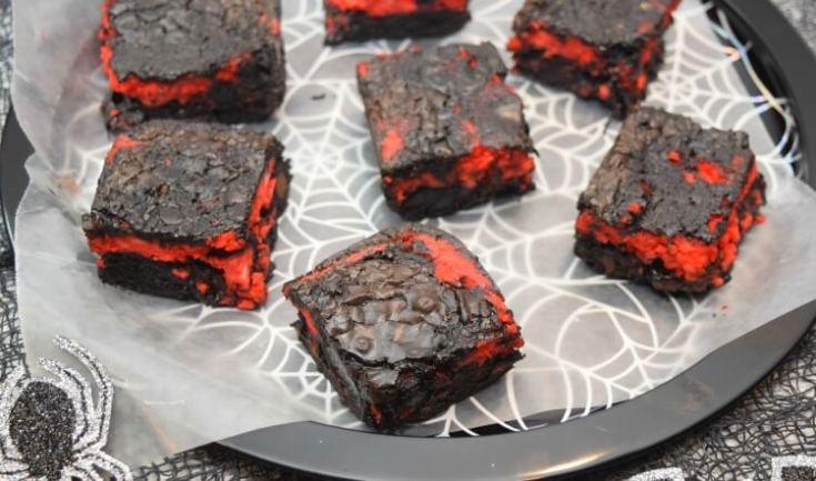 Brimstone Brownies