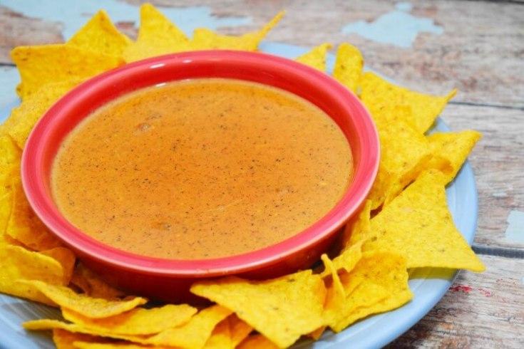 Instant Pot Chili's Skillet Queso