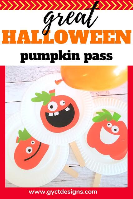 The Great Halloween Pumpkin Game