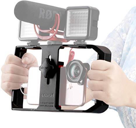 Ulanzi U Rig Pro Smartphone Video Rig, Video Stabilizer