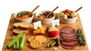 Ascot Bamboo Cheese Board / Charcuterie Platter