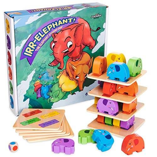 Imagination Generation Irr-Elephant -The Elephant Stacking Tower Game