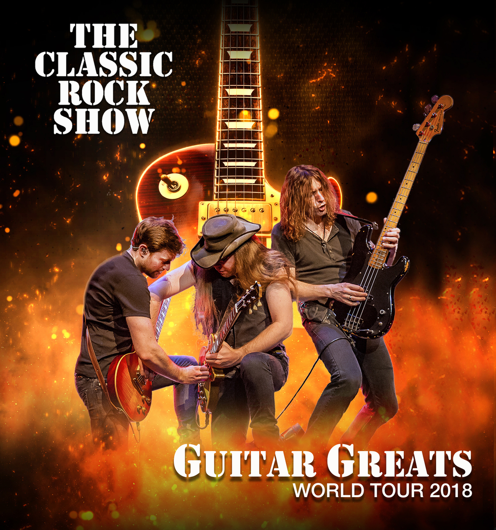 Classic Rock Show: Guitar Greats