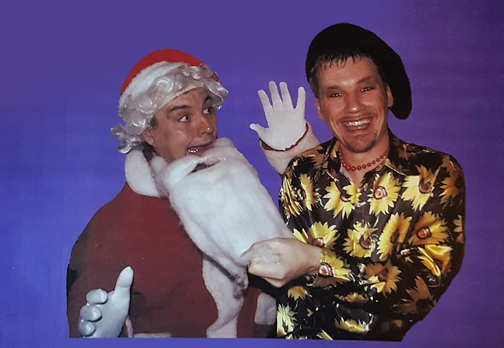A Whiter Xmas: Patrice & Mcruvie