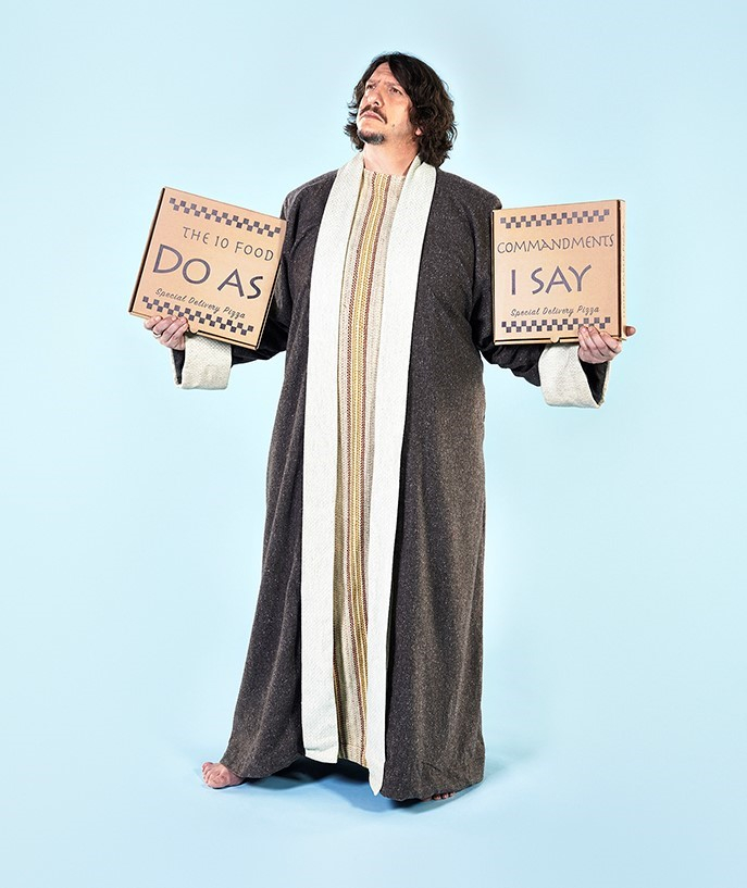 Jay Rayner: The Ten (Food) commandments