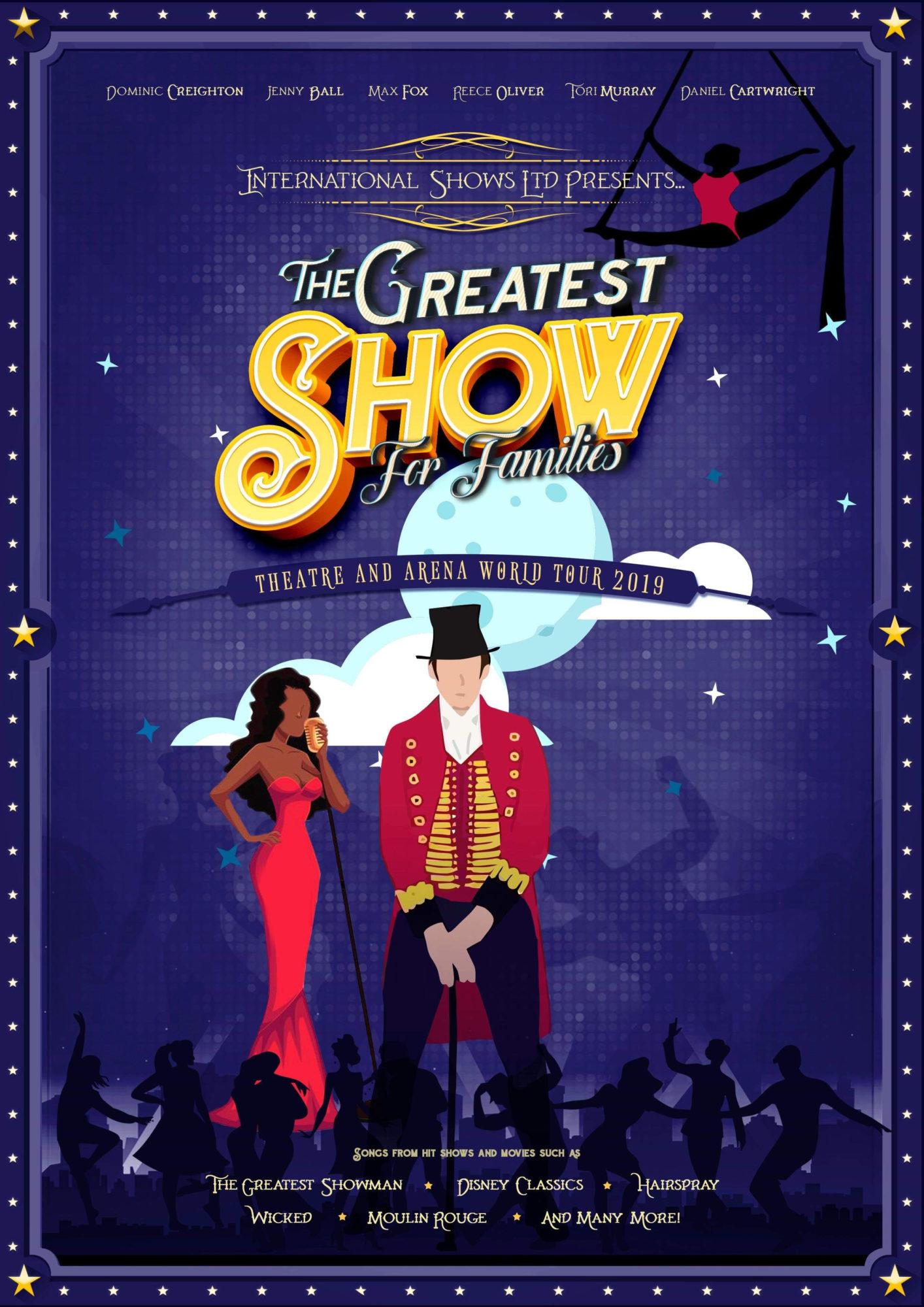 The Greatest Show for Families
