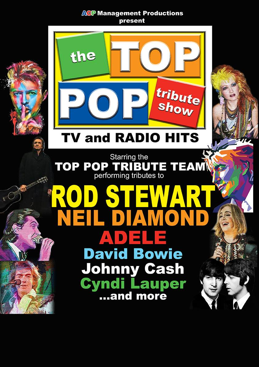 The Top Pop Tribute Show