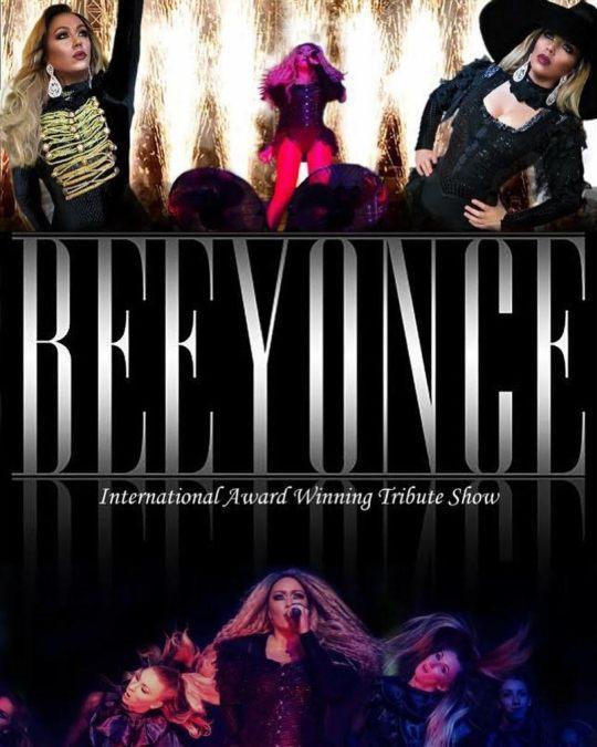 I AM BEYONCE