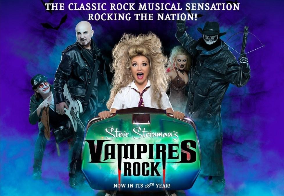 Steve Steinman's Vampires Rock – Ghost Train