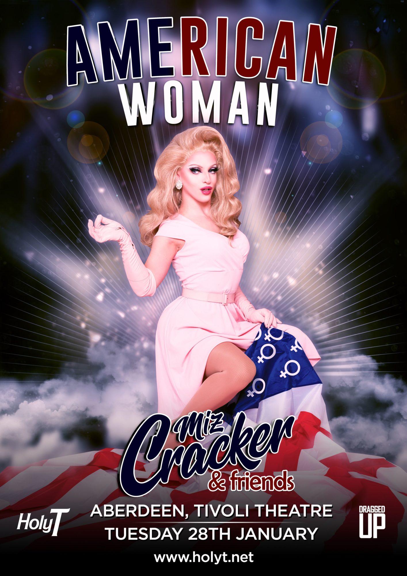 Miz Cracker: American Women