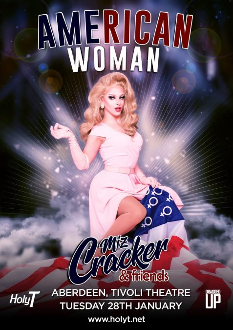 Miz Cracker: American Women