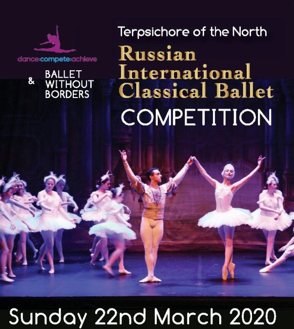 Russian International Ballet Competition