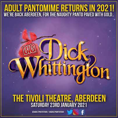 Big Dick Whittington - Adult Pantomime