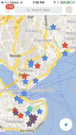 Example: Istanbul, Turkey
