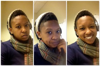 It's a cold day in the office
