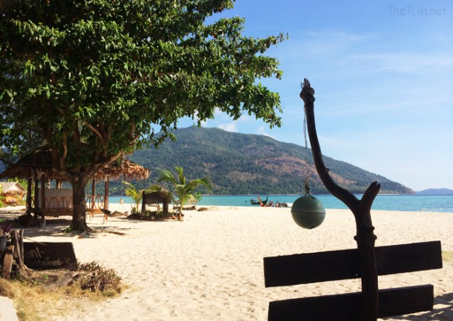 The Simple Beach Life at Ko Lipe