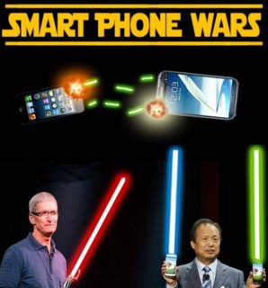 Smart Phone Wars