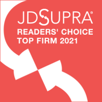 JD Supra Readers' Choice Top Firm 2021