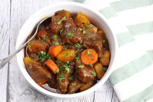 Easy Beef Stew From Scratch - The Toasty Kitchen