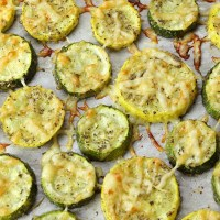 Roasted Zucchini and Squash