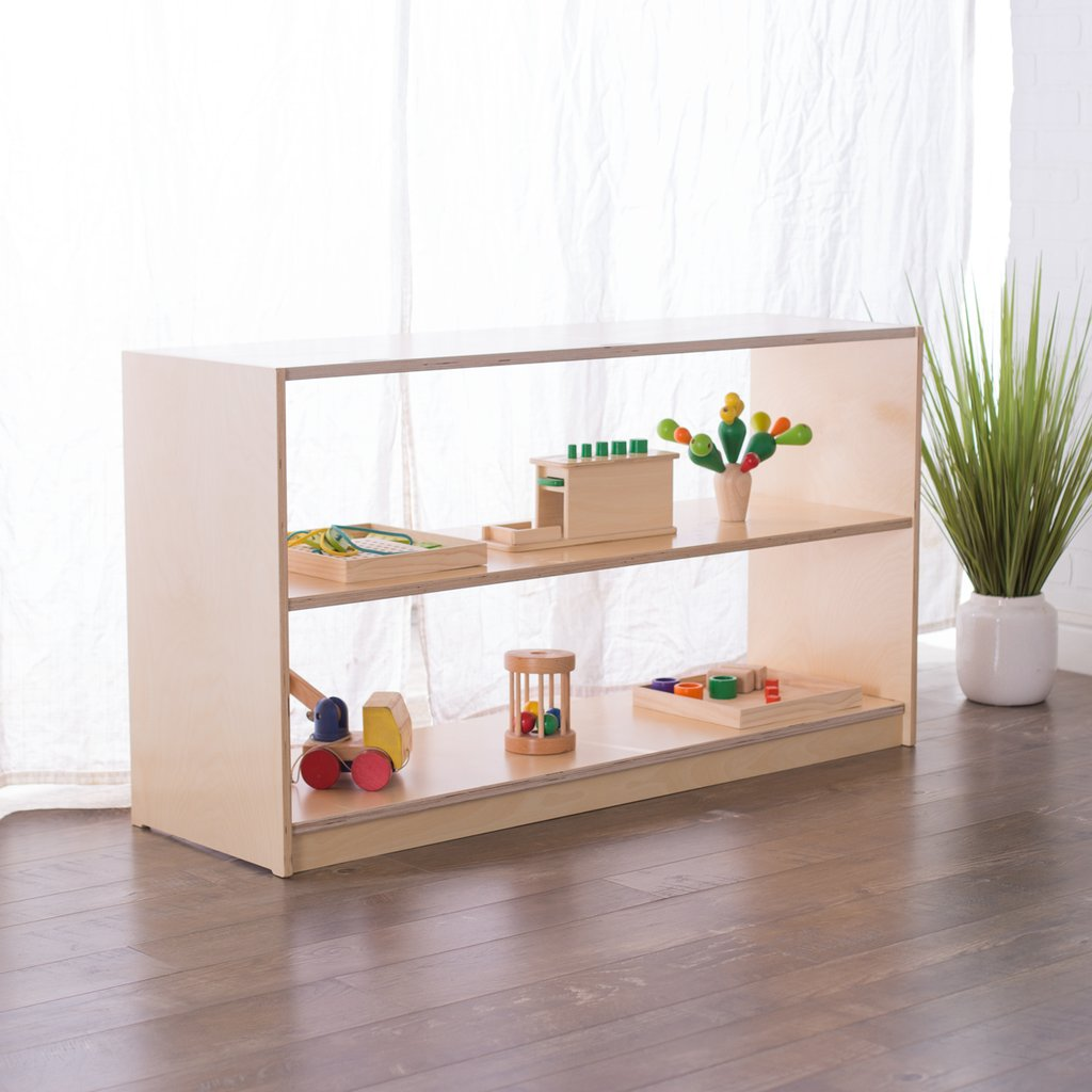 How to Set Up an Awesome Montessori Toy Shelf at Home - The Toddler Playbook