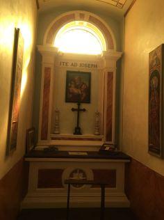 Chapel in Leopoldo
