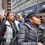 Women's March 2017 - NYC Photo credit Tasheea N.
