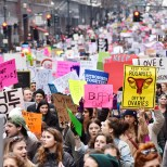 Women's March 2017 - NYC Photo credit Toi Powell