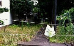 Asagaya Housing danchi keep out