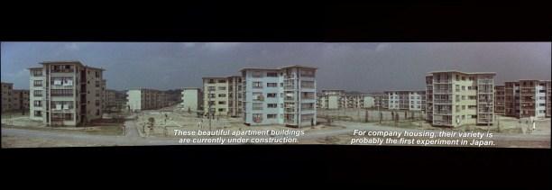 The Eternal Rainbow danchi apartments