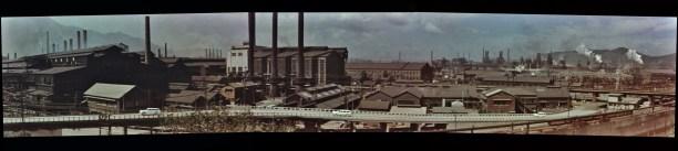 Yawata Steel Works 1958