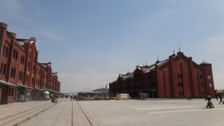 Red brick warehouse yokohama
