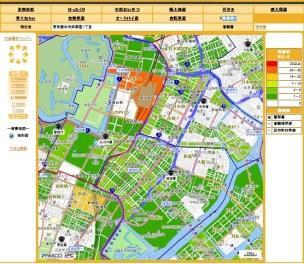 tokyo-station-crime-map-ginza-Q1-Q2-2016