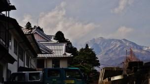 Nikko mountains Japan