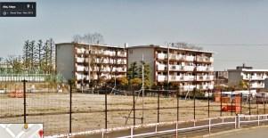 UR Akabanedai danchi buildings 54 and 54
