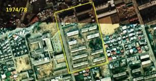 Ministry of Finance Kanto Local Finance Bureau Yoga Housing 1974-78