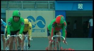 Kikujiro bike race 10