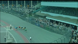 Kikujiro bike race 3