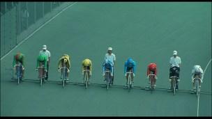Kikujiro bike race 5