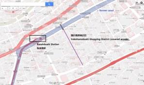 yokohamabashi-shopping-district-yokohama-map-bandobashi-station