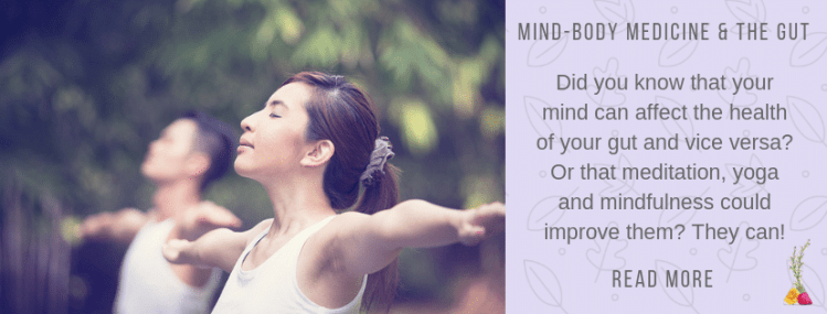 Mind Body Medicine and the Gut