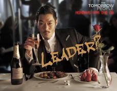 Leader ? Aaron Yoo