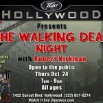 Peavey Walks with the Dead