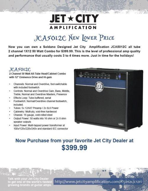 Jet City Promo