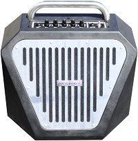 Four Force EM-1 Guitar Amp - BLACK_CHROME