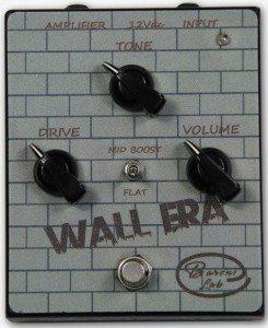 pedals-wall-era