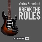 Line 6 Variax Standard - BREAK THE RULES!