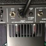 Silent / Late Night : Jam & Recording Capabilities! Peavey Valve King 20