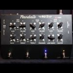 RANDALL RG13 - It's a PEDAL, AMP & DI : 3P3D2013-DAY 30~ 30 Pedals 30 Days Demo & Review
