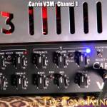 Carvin V3M Channel 1 - Tube Amp Demo & Review